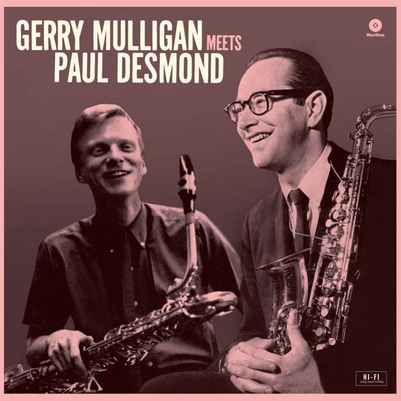 Gerry Mulligan Vinyl Records Lps For Sale