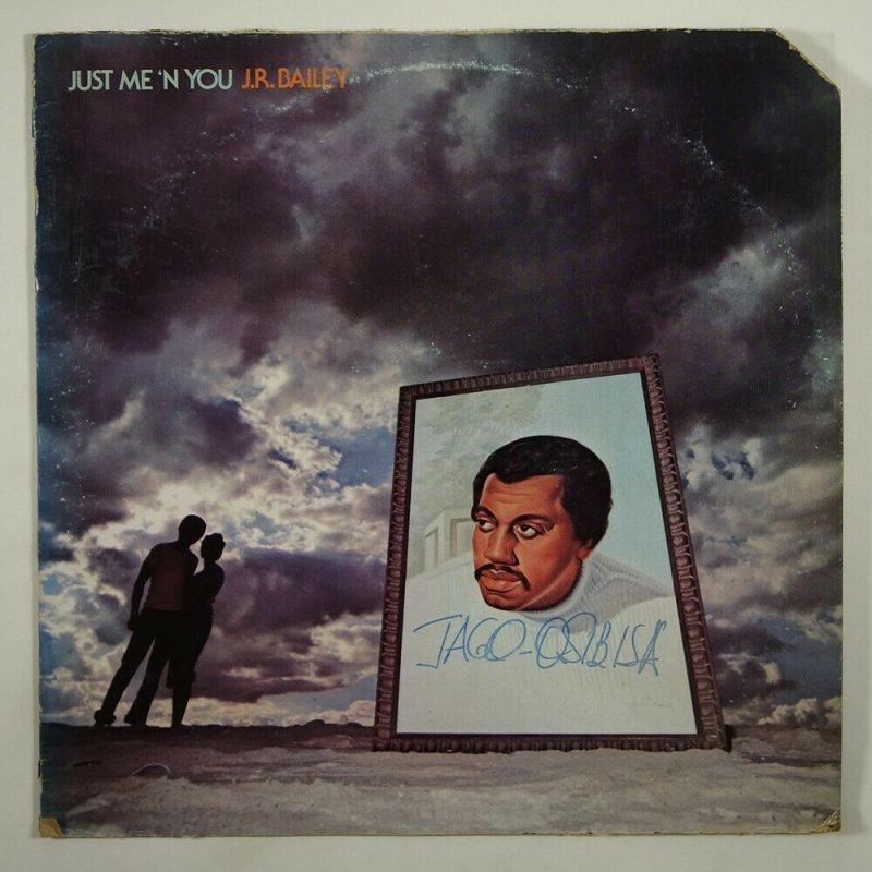 J.R. Bailey Vinyl Record Lps For Sale