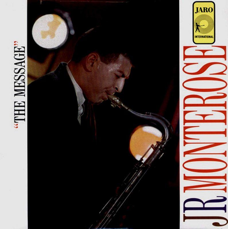 J.R. Monterose Vinyl Records Lps For Sale
