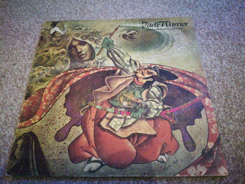 Jade Warrior Vinyl Record Lps For Sale