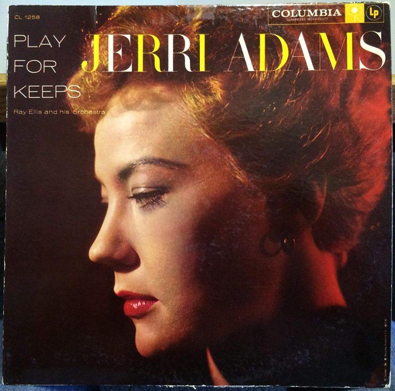 Jerri Adams Vinyl Records Lps For Sale