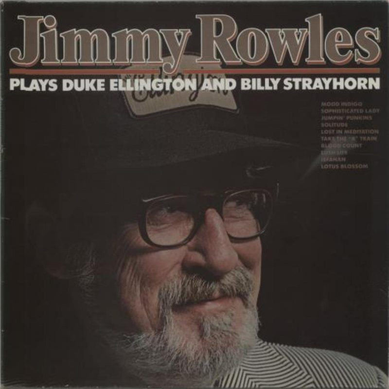 Jimmy Rowles Vinyl Records Lps For Sale