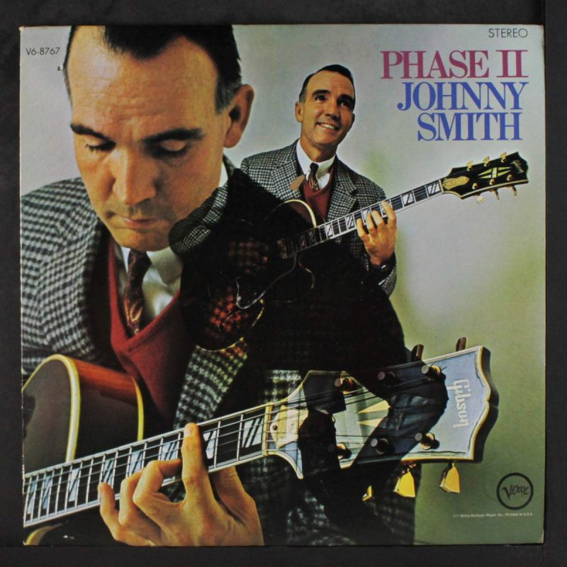 Johnny Smith Vinyl Records Lps For Sale