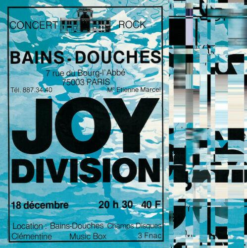Joy Division Vinyl Record Lps For Sale
