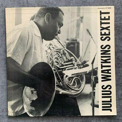 Julius Watkins Vinyl Records Lps For Sale