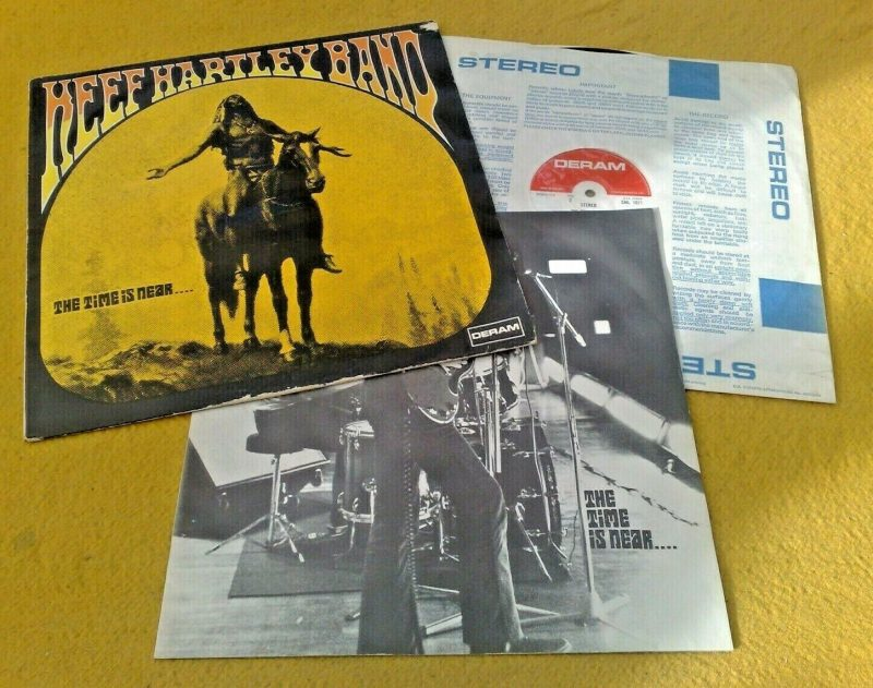 Keef Hartley Vinyl Record Lps For Sale