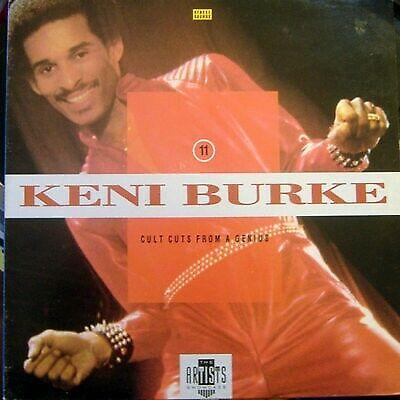 Keni Burke Vinyl Record Lps For Sale