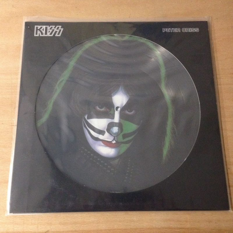 Kiss Vinyl Record Lps For Sale