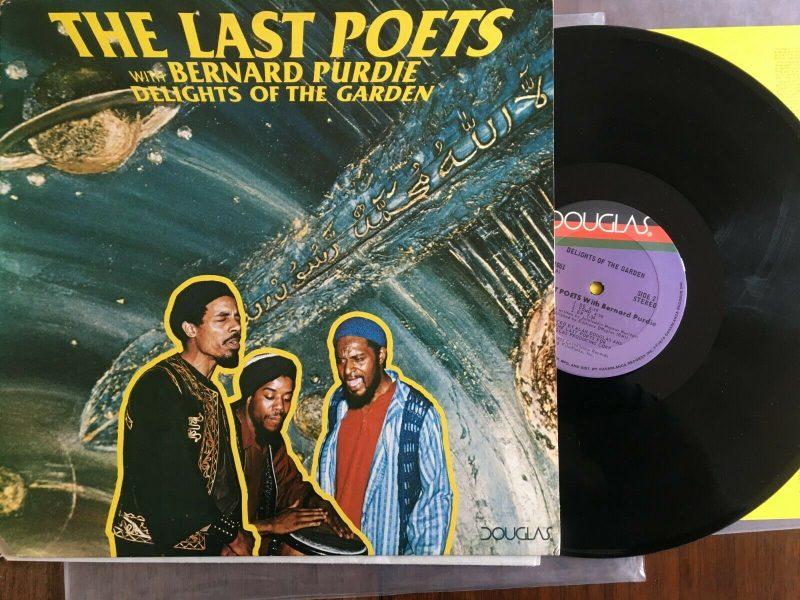 Last Poets Vinyl Record Lps For Sale
