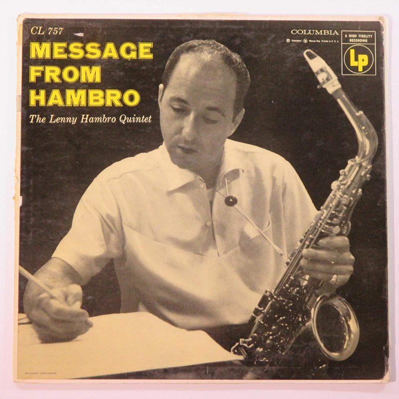 Lenny Hambro Vinyl Records Lps For Sale
