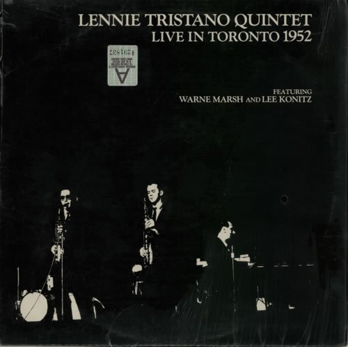Lenny Tristano Vinyl Records Lps For Sale