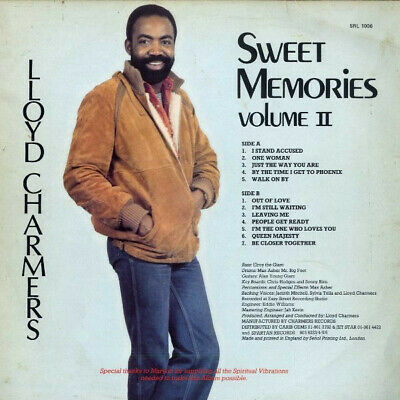Lloyd Charmers Vinyl Records Lps For Sale