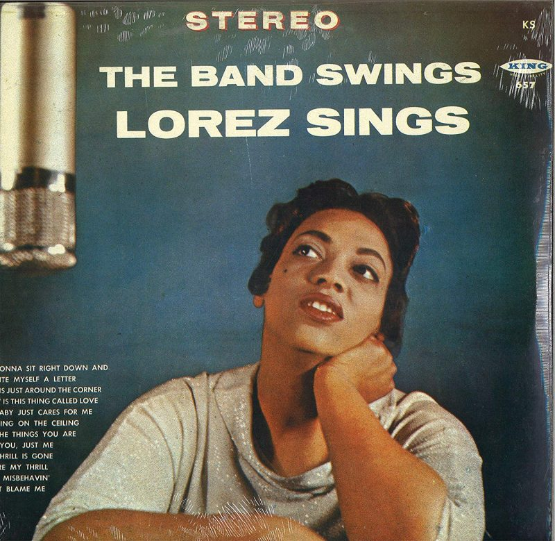 Lorez Alexandria Vinyl Records Lps For Sale