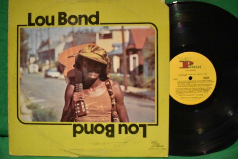 Lou Bond Vinyl Record Lps For Sale