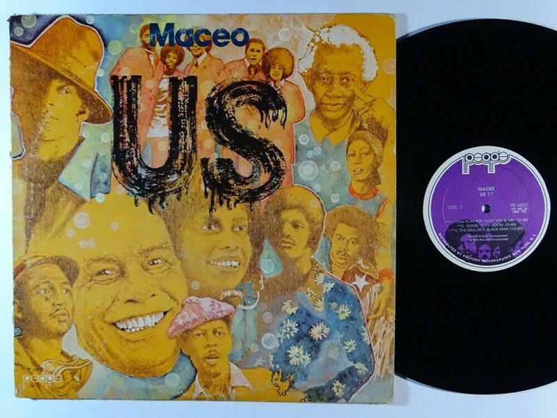 Maceo Vinyl Record Lps For Sale