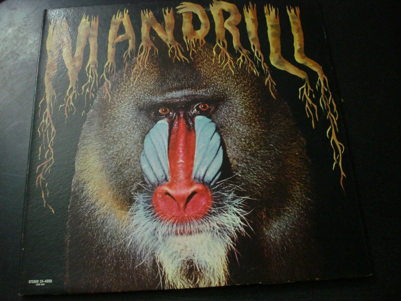 Mandrill Vinyl Record Lps For Sale
