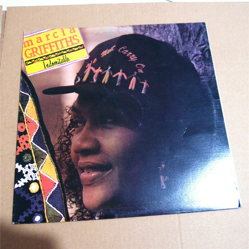 Marcia Griffiths Vinyl Records Lps For Sale