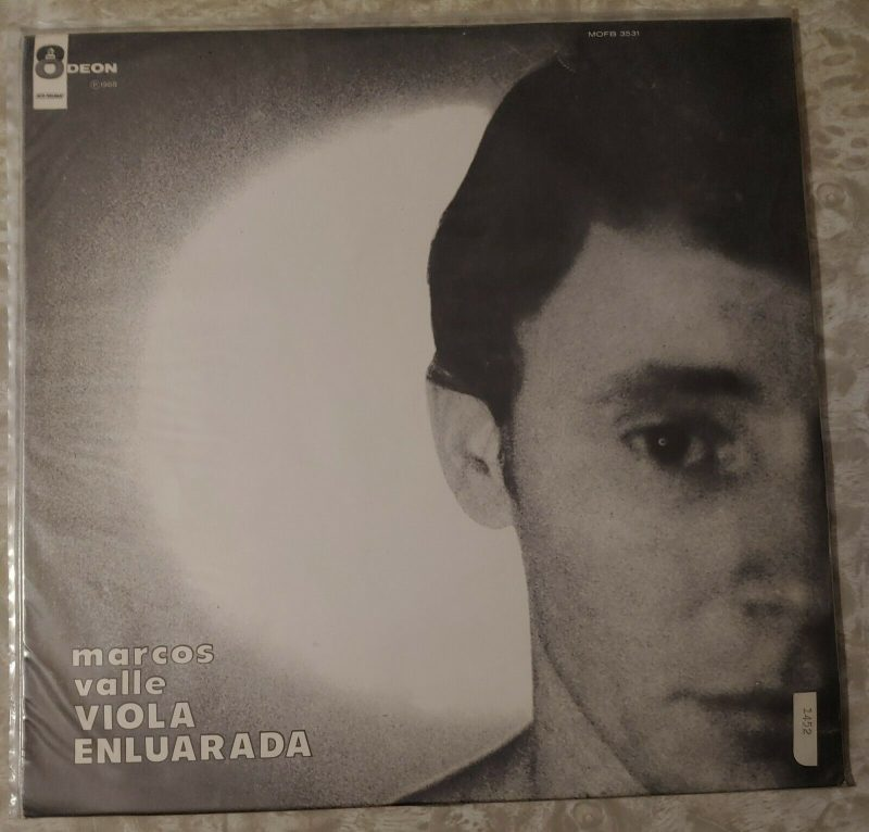 Marcos Valle Vinyl Record Lps For Sale