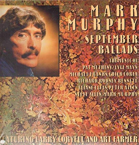 Mark Murphy Vinyl Records Lps For Sale