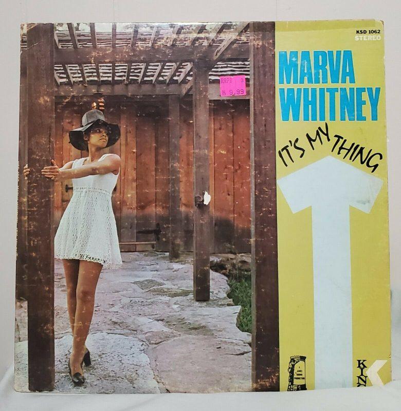Marva Whitney Vinyl Record Lps For Sale