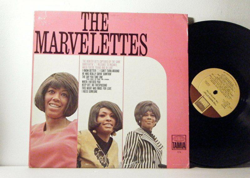 Marvelettes Vinyl Record Lps For Sale