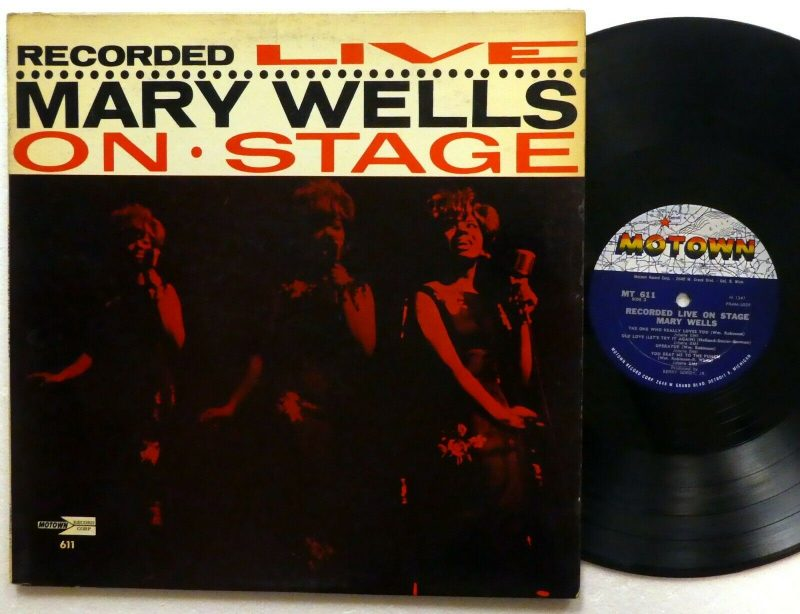 Mary Wells Vinyl Record Lps For Sale
