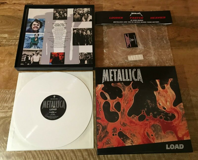 Metallica Vinyl Record Lps For Sale