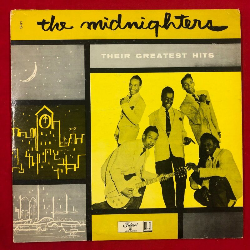Midnighters Vinyl Record Lps For Sale