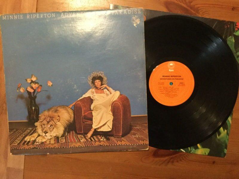 Minnie Riperton Vinyl Record Lps For Sale