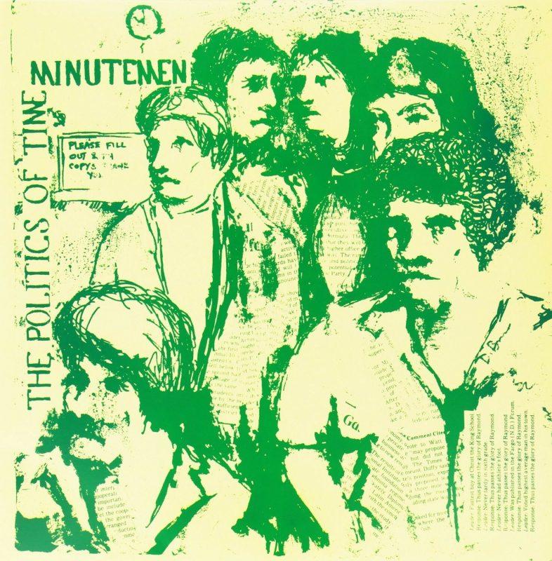 Minutemen Vinyl Record Lps For Sale