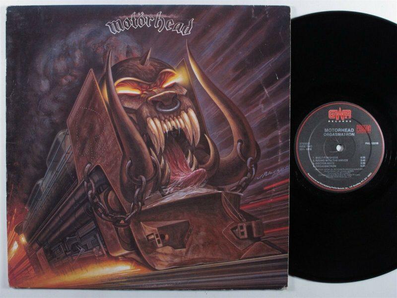 Motorhead Vinyl Record Lps For Sale