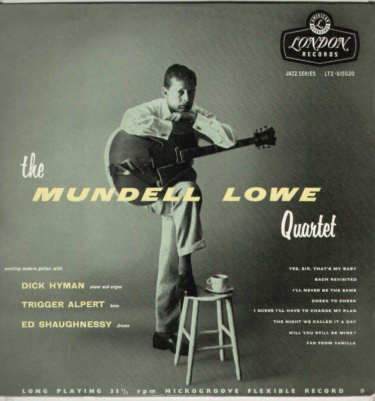 Mundell Lowe Vinyl Records Lps For Sale