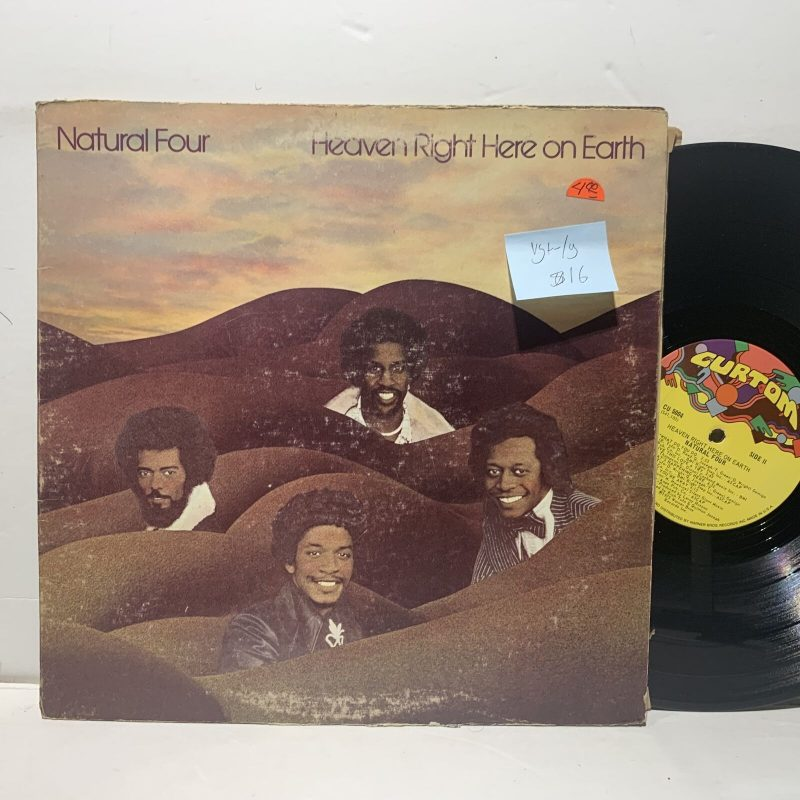 Natural Four Vinyl Record Lps For Sale