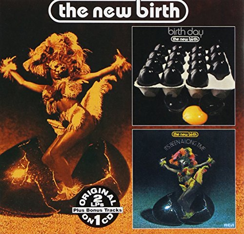 New Birth Vinyl Record Lps For Sale