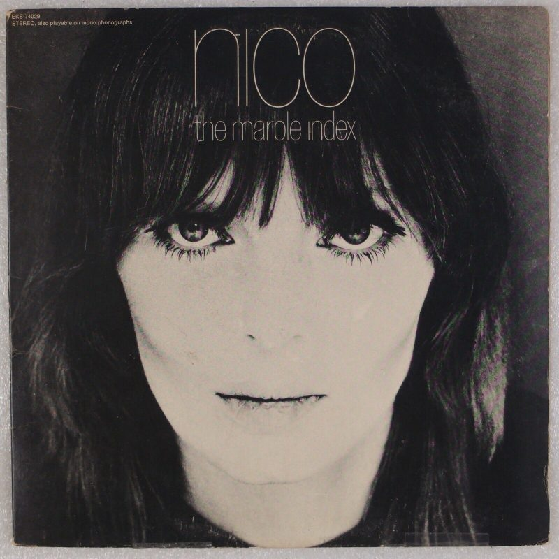 Nico Vinyl Record Lps For Sale