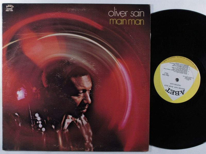 Oliver Sain Vinyl Record Lps For Sale