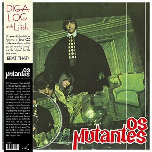 Os Mutantes Vinyl Record Lps For Sale