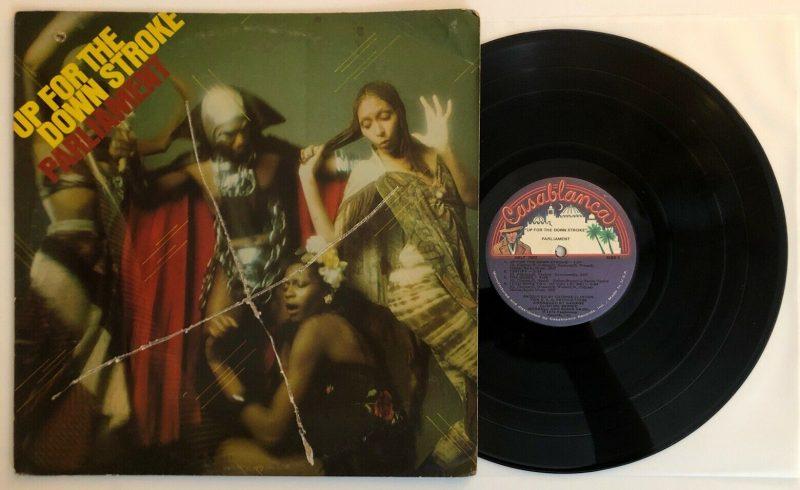 Parliament Vinyl Record Lps For Sale