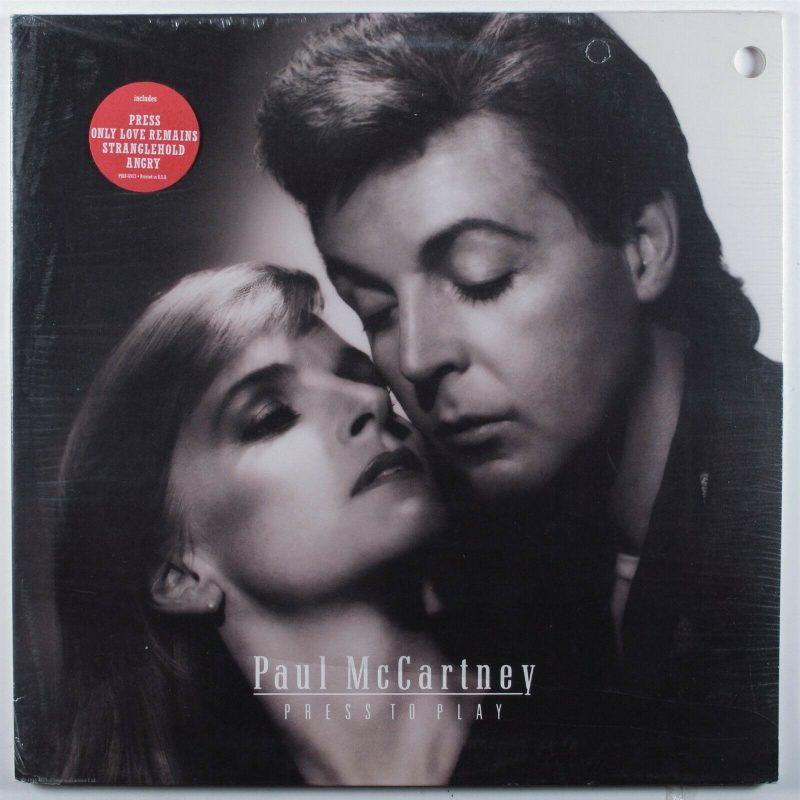 Paul McCartney Vinyl Record Lps For Sale
