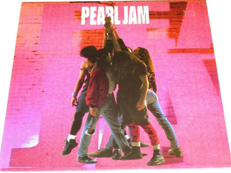 Pearl Jam Vinyl Record Lps For Sale