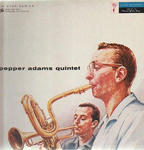 Pepper Adams Vinyl Records Lps For Sale