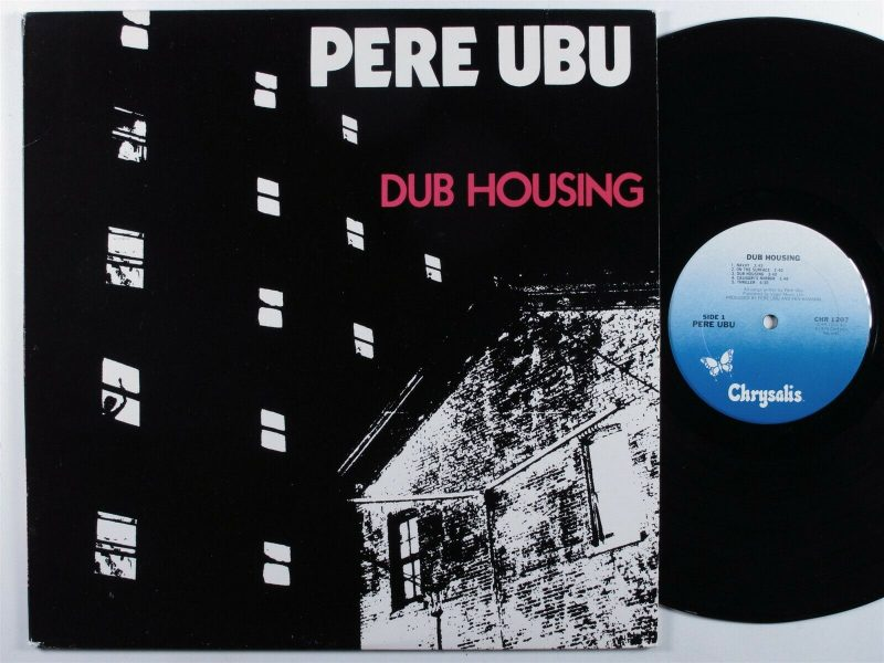 Pere Ubu Vinyl Record Lps For Sale