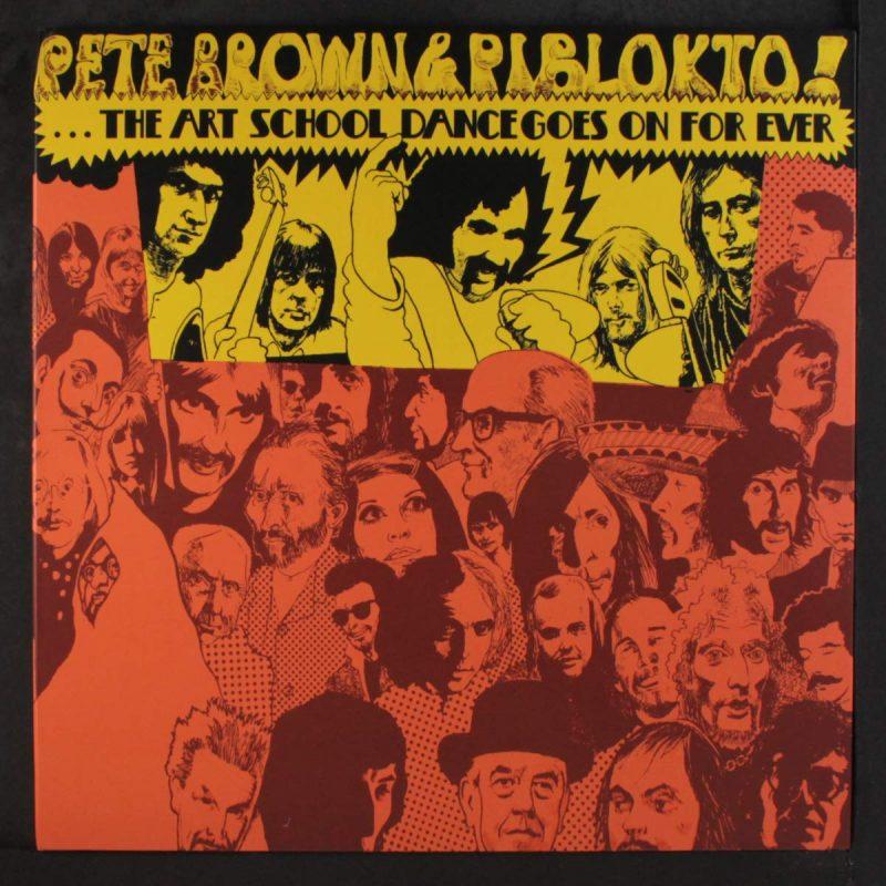 Pete Brown Vinyl Records Lps For Sale