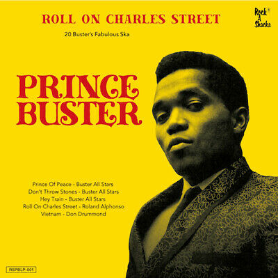 Prince Buster Vinyl Records Lps For Sale