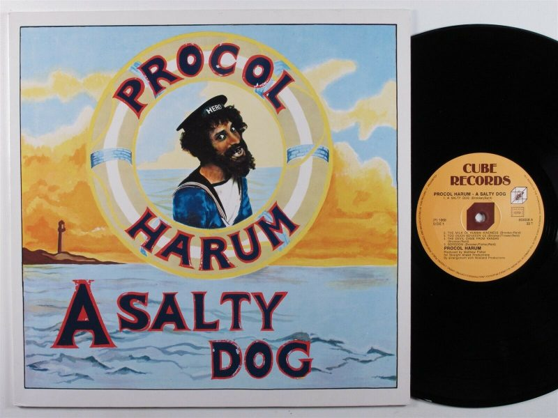 Procol Harum Vinyl Record Lps For Sale