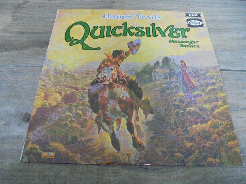 Quicksilver Messenger Service Vinyl Record Lps For Sale