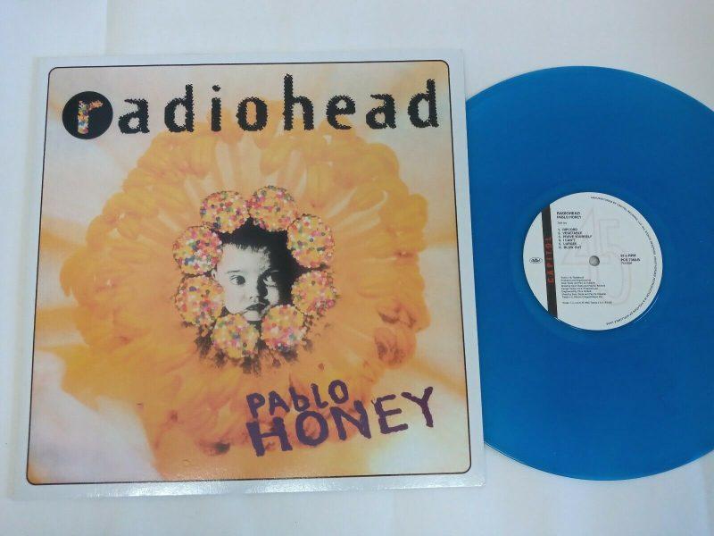 Radiohead Vinyl Record Lps For Sale