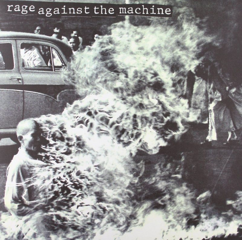 Rage Against The Machine Vinyl Record Lps For Sale