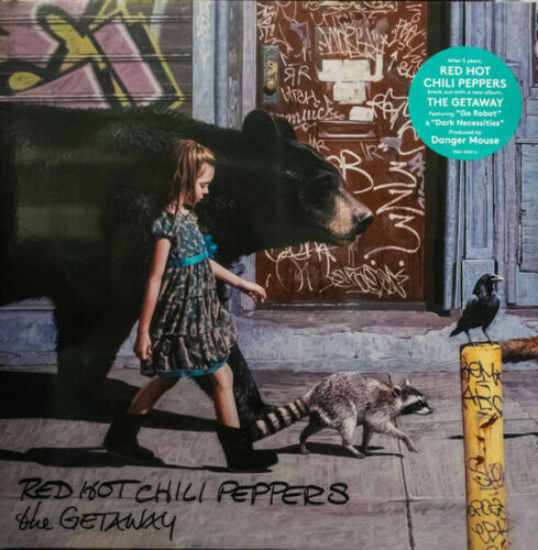 Red Hot Chili Peppers Vinyl Record Lps For Sale