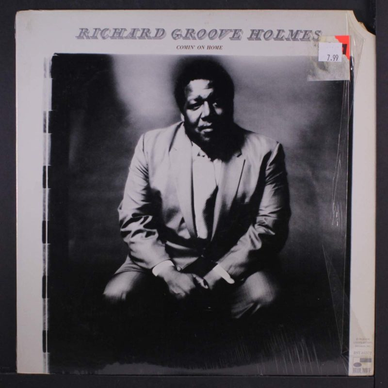 """Richard """"Groove"""" Holmes Vinyl Records Lps For Sale"""